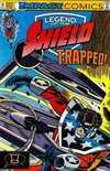 Legend of the Shield #5 comic books for sale