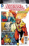 Legends of Tomorrow Anthology comic books