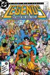 Legends #2 comic books for sale