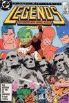 Legends #3 comic books for sale