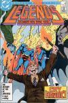 Legends #4 comic books for sale