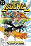 Legends #6 comic books for sale