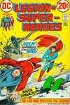 Legion of Super-Heroes comic books