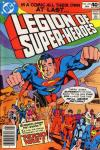 Legion of Super-Heroes comic books
