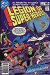 Legion of Super-Heroes #261 comic books for sale