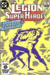 Legion of Super-Heroes #302 Comic Books - Covers, Scans, Photos  in Legion of Super-Heroes Comic Books - Covers, Scans, Gallery