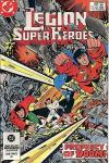 Legion of Super-Heroes #308 comic books for sale