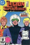 Legion of Super-Heroes #312 Comic Books - Covers, Scans, Photos  in Legion of Super-Heroes Comic Books - Covers, Scans, Gallery