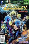 Legion of Super-Heroes #13 comic books for sale