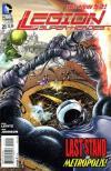 Legion of Super-Heroes #21 comic books for sale