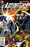 Legion of Super-Heroes #22 comic books for sale