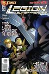 Legion of Super-Heroes #4 comic books for sale