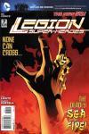 Legion of Super-Heroes #7 comic books for sale
