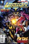 Legion of Super-Heroes #8 comic books for sale