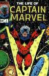 Life of Captain Marvel comic books