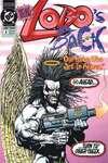 Lobo's Back #4 comic books for sale