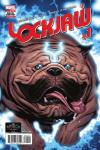 Lockjaw Comic Books. Lockjaw Comics.