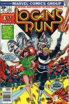 Logan's Run Comic Books. Logan's Run Comics.