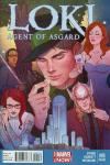 Loki: Agent of Asgard #5 comic books for sale