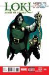Loki: Agent of Asgard #6 comic books for sale