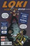 Loki: Agent of Asgard #9 comic books for sale