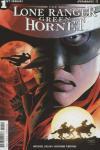 Lone Ranger Green Hornet comic books