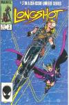 Longshot #2 comic books for sale