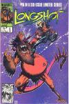 Longshot #5 comic books for sale