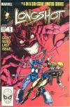 Longshot #6 comic books for sale