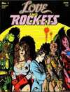 Love and Rockets comic books