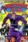 Machine Man comic books