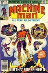 Machine Man #10 comic books for sale