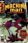 Machine Man #11 comic books for sale