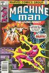 Machine Man #12 comic books for sale