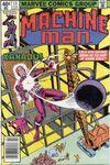 Machine Man #13 comic books for sale