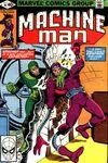 Machine Man #14 comic books for sale