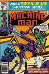 Machine Man #17 comic books for sale