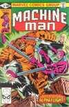 Machine Man #18 comic books for sale