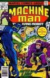 Machine Man #4 comic books for sale