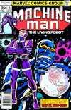 Machine Man #5 comic books for sale