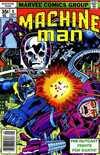 Machine Man #6 comic books for sale
