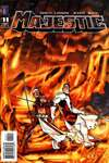 Majestic #11 comic books for sale