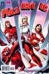 Majestic #14 comic books for sale