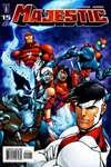 Majestic #15 comic books for sale