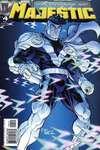 Majestic #4 comic books for sale