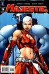 Majestic #9 comic books for sale