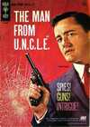 Man from U.N.C.L.E. Comic Books. Man from U.N.C.L.E. Comics.