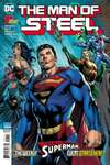 Man of Steel comic books