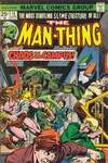 Man-Thing #18 comic books for sale