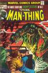 Man-Thing #4 comic books for sale